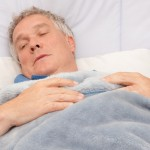 睡眠障害の高齢者